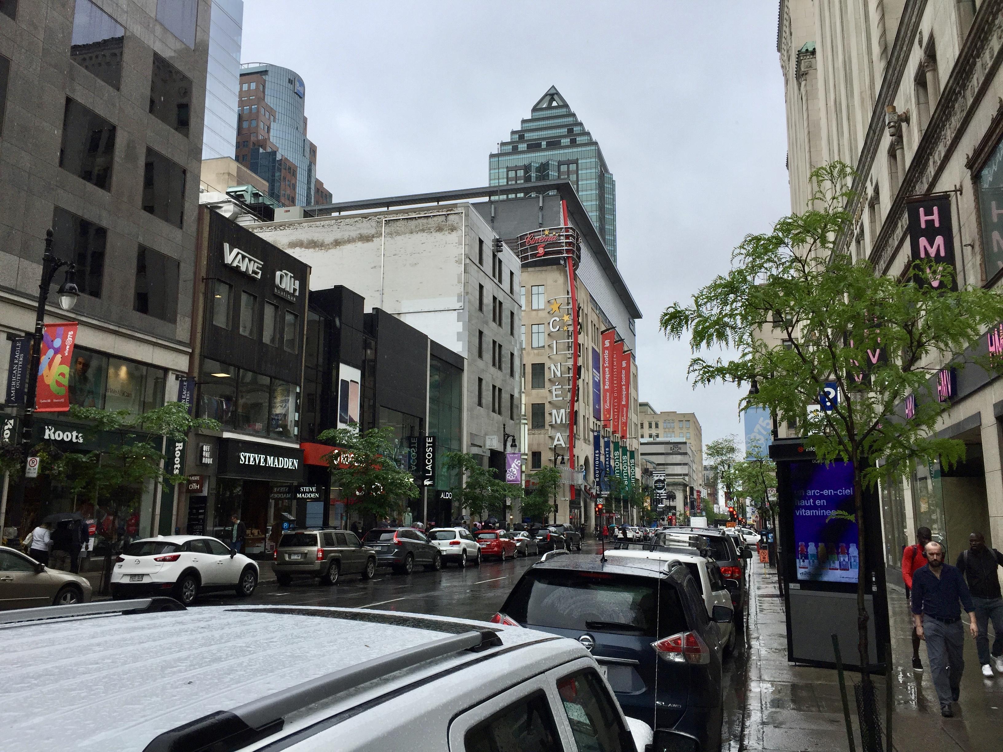 Rue St Catherine